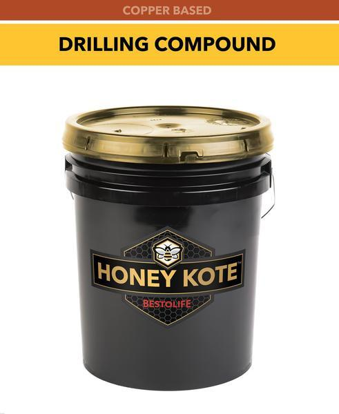 HONEY KOTE® Oil & Gas Drilling Compound BESTOLIFE