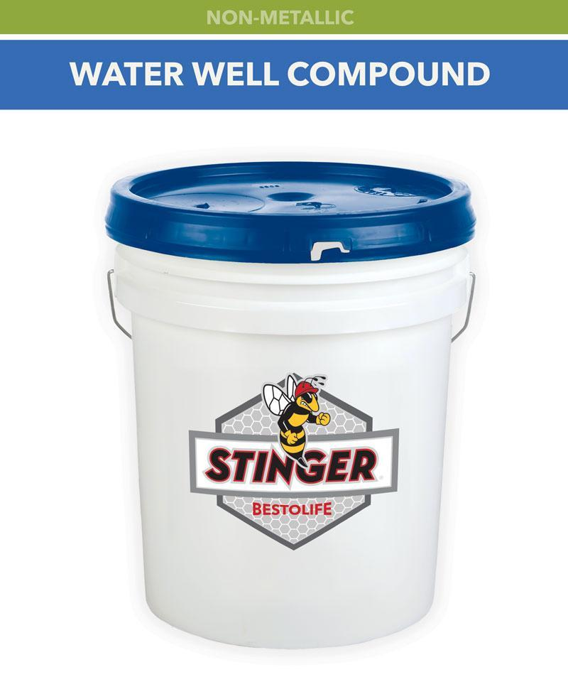STINGER® WHITE WATER Water Well Compound BESTOLIFE