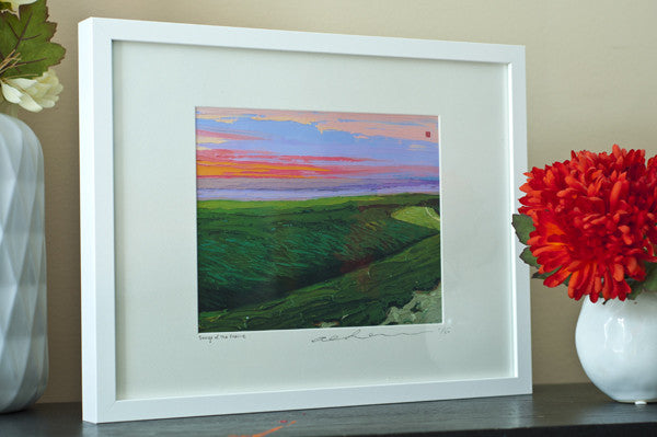 Songs of the Prairie - Framed Paper Giclee