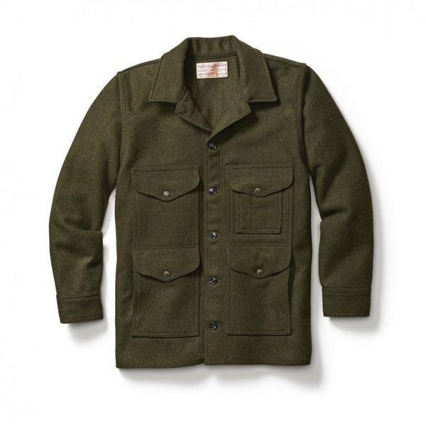 Filson - Mackinaw Cruiser Forest Green