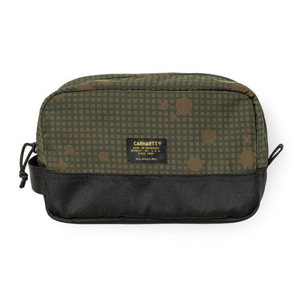 Carhartt WIP - Military Travel Case - Camo/Blk