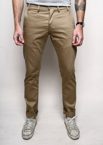 Rogue Territory - Officer Trouser Bronze