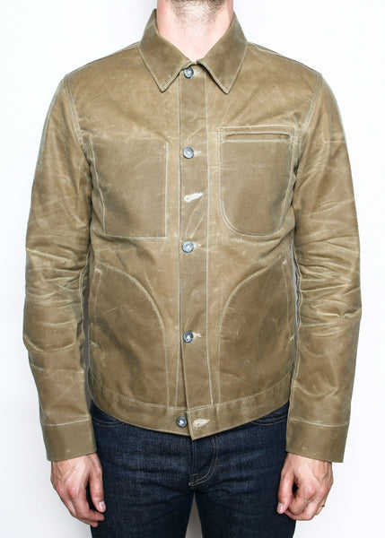 Rogue Territory - Supply Jacket Ridgeline Tan Unlined