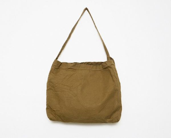 Stanley & Sons - Market Shoulder Bag Khaki