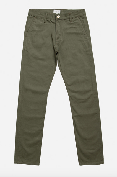 3Sixteen -  CH-55x  - OLIVE CHINO