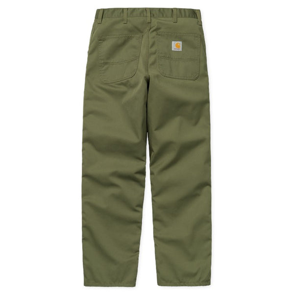 Carhartt WIP - Simple Pant - Rover Green Rinsed