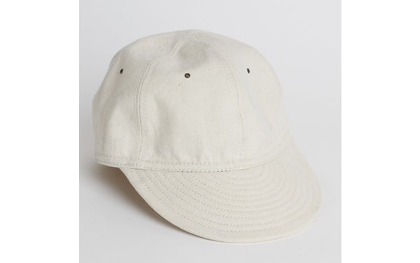 The Hill-Side - Ball Cap American Industrial Canvas Natural