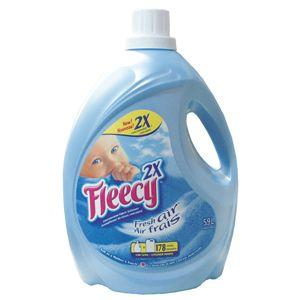 Fleecy Plus HE Fabric Softner 5L