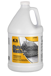 Nilodor Chute & Dumpster Wash Cleaner 3.78Lx4/CS