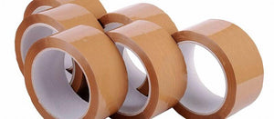 Cansa Brown Tape 60ft 36/CS
