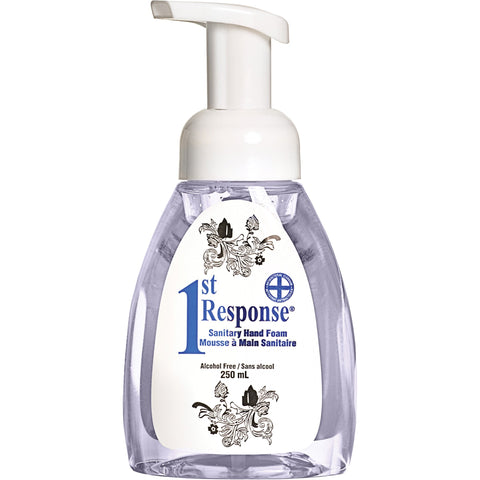 1st Response® Foam Sanitizer 250mL