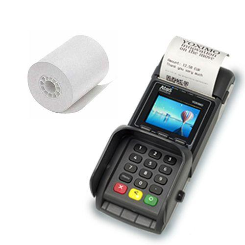 Thermal Wireless Debit Machine Paper Roll  2 1/4