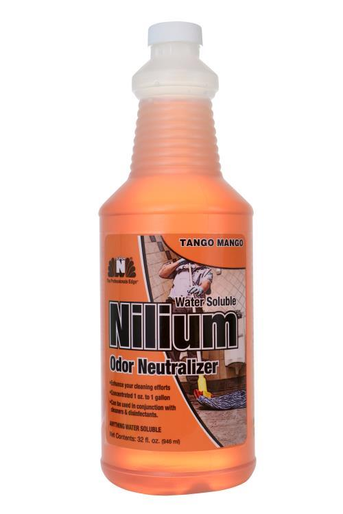 Nilodor Nilium Water Soluble Neutralizer Tango Mango Scent - 6 x 946mL