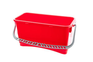 M2 Window Cleaning Bucket RED