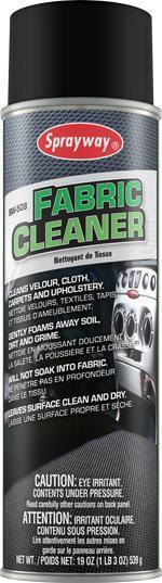 SW 20oz Fabric Cleaner Plus