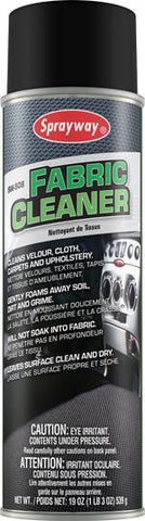 Sprayway Fabric Cleaner Plus 19oz/Each - #508W-1