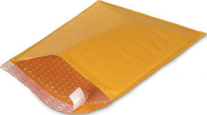 "#7 Self Seal Kraft Bubble Mailers - 14.25"" x 20"" 50/CS"