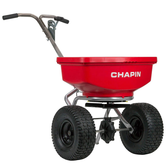 Chapin® Professional 80Lb Turf Spreader #8401C