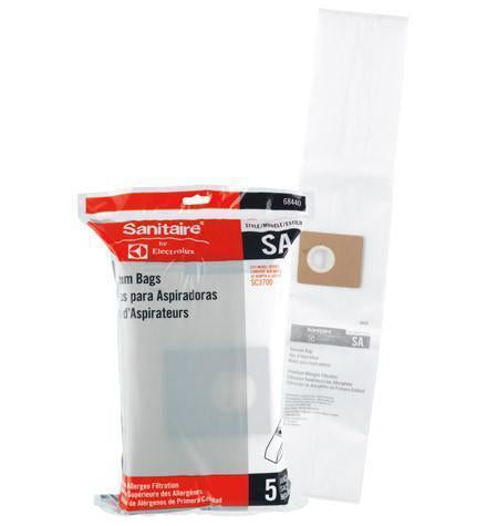 Sanitaire® Style SA Synthetic Bag for SC3700 5/PK