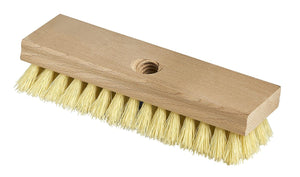 "M2 8"" Carpet Brush Poly Stiff Bristle"