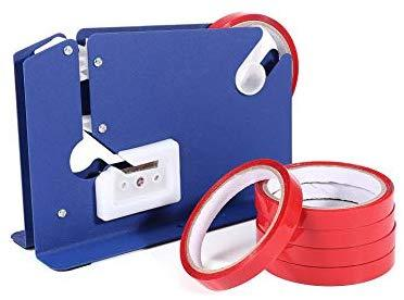 Bag Sealer Tape Dispensers With Trim