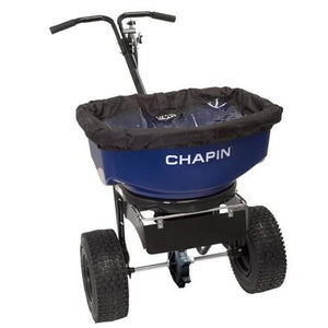 Chapin® 82088B 80-Pound Professional Sure Spread Salt and Ice Melt Spreader with Baffles
