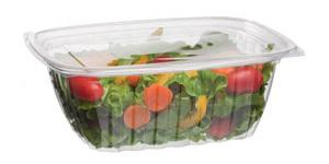 YesEco® 32oz Rectangular Deli Containers 200/CS