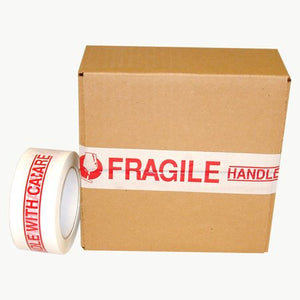 """Fragile"" Printed Packing Tape"