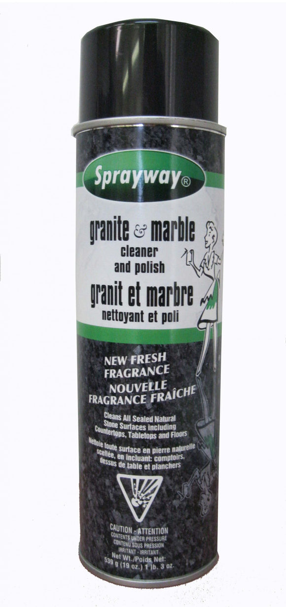 SW Granite & Marble Cleaner 12/CS