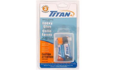 Titan® Quick Setting Epoxy Glue 3mL