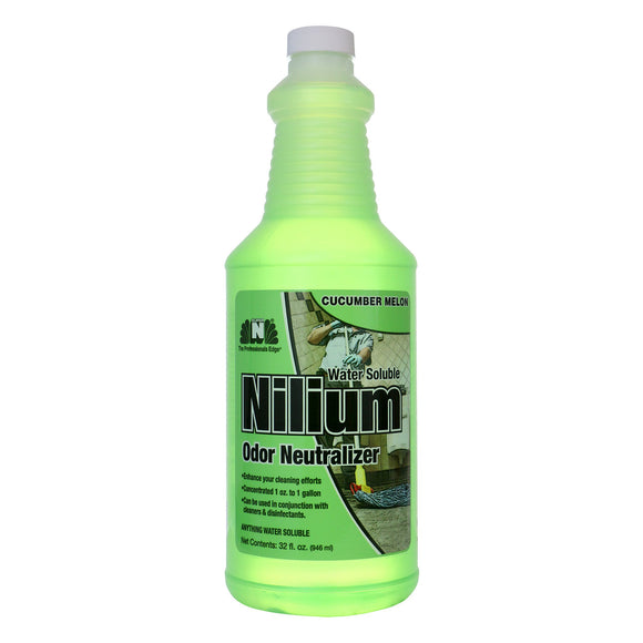 Nilodor Nilium Water Soluble Neutralizer Cucumber Melon  6x946mL