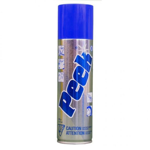 Peek Metal Aerosol Can Foam Polish 150g