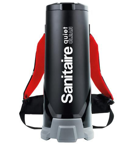 Sanitaire® TRANSPORT™ QuietClean® Backpack Vacuum SC535A