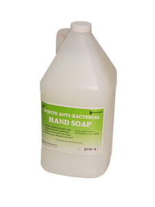 White Antibacterial Hand Soap 4L
