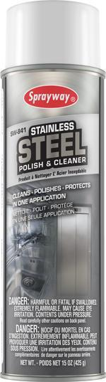 SW Stainless Steel Cleaner 15oz