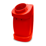 Mytee® Shampoo Tank Complete RED #STRD
