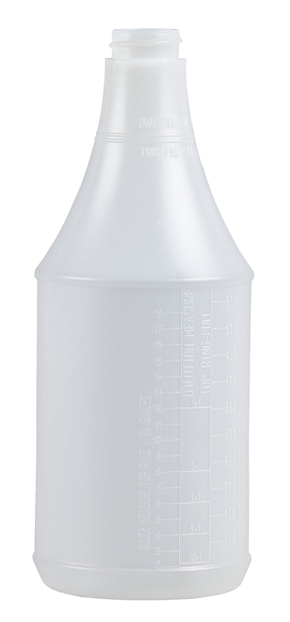 M2 24oz Round Spray Bottle