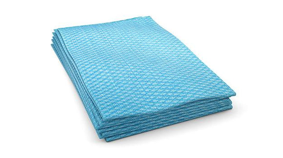 Cascades PRO Tuff-Job™ Economy Foodservice Towels, 1/4 fold, 200 Count (Blue)