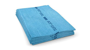 Cascades PRO Tuff-Job™ Antimicrobial Foodservice Towels, 1/4 fold, 150 Count (Blue)