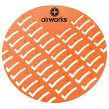 AirWorks® EVA Urinal Screens 10/Box - Citrus