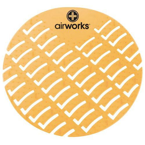 AirWorks® EVA Urinal Screens 10/Box - Mango