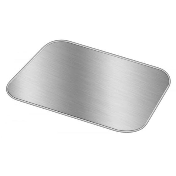 WP® 2.25 lbs Oblong Baking Foil Container Lids