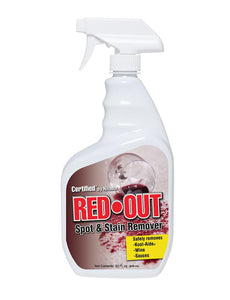 Nilodor Red Out Carpet Spot & Stain Remover - C327009-1 (946mL)