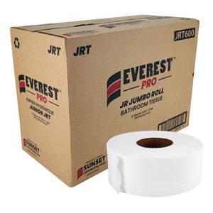 Everest PRO™ Jumbo Bathroom Tissue, 2 ply, 8x600' JRT (JRT600)