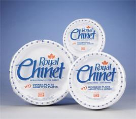 "Royal Chinet® 8-7/8"" Plate 150/PKG"