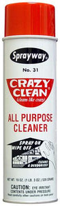 SW Crazy Clean All Purpose Cleaner 12/CS