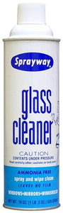 SW Glass Cleaner 19oz x 12/CS