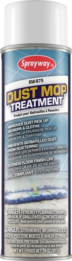 SW Dust Up Dust Mop Treatment
