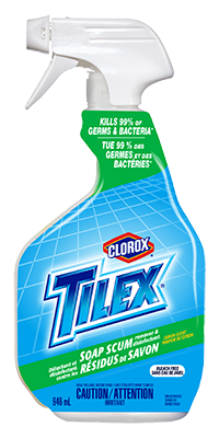 Tilex® Soap Scum Remover & Disinfectant Spray 6 x 946mL - #35862