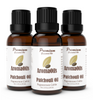 Patchouli Oil - AromaOils 1 oz (30 ml) - Best 100% Pure Therapeutic Essential Oil - Used in Aromatherapy Diffuser, additive Fragrance for Perfume or DIY Soap